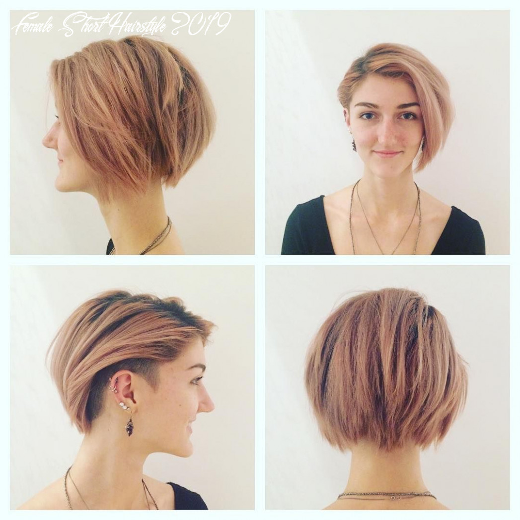 Pin on hair styles female short hairstyle 2019