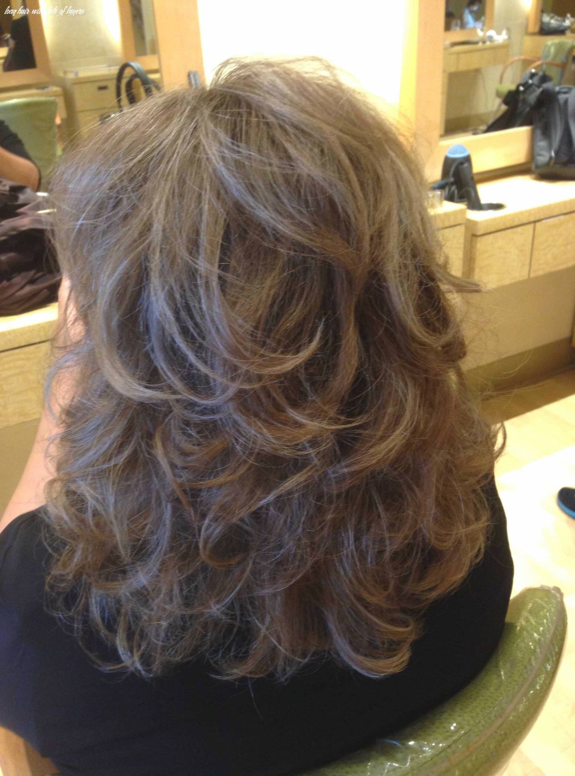 Pin on hair styles long hair with lots of layers