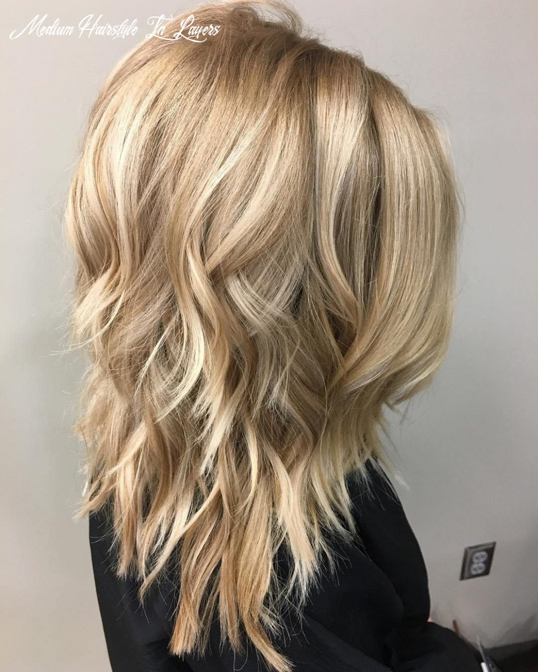 Pin on hair styles medium hairstyle in layers