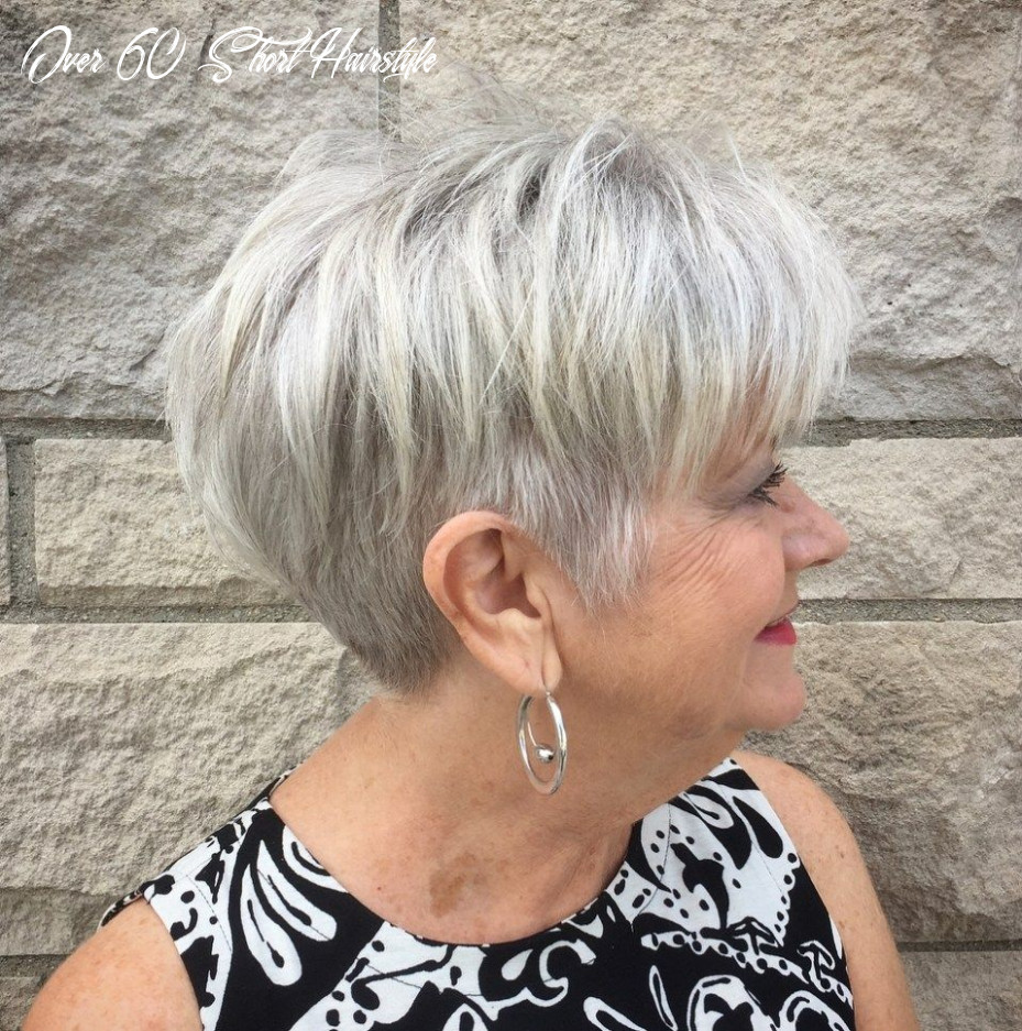 Pin on hair styles over 60 short hairstyle