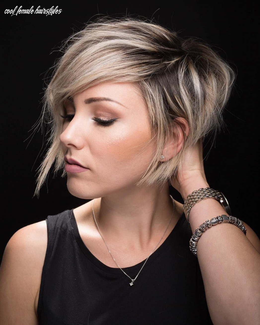 Pin on hair to stay cool female hairstyles