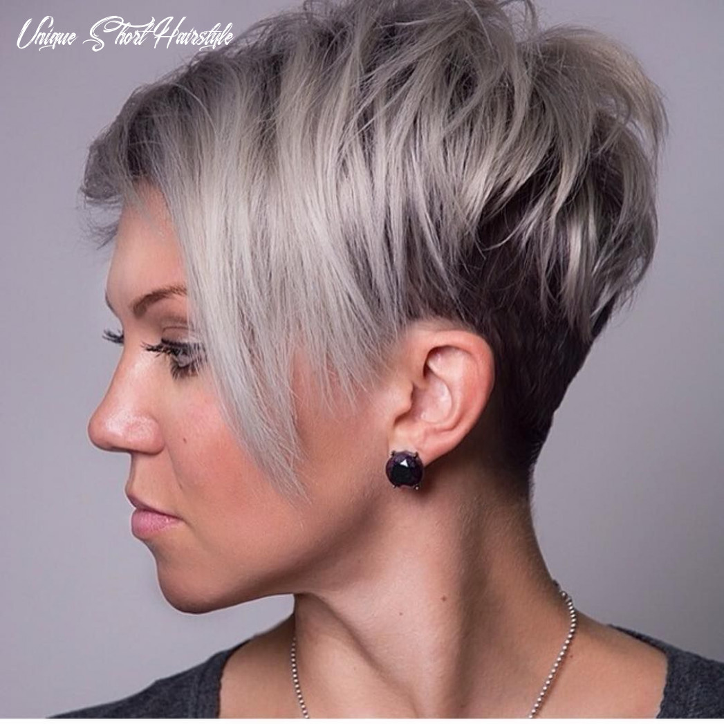 Pin on hair unique short hairstyle