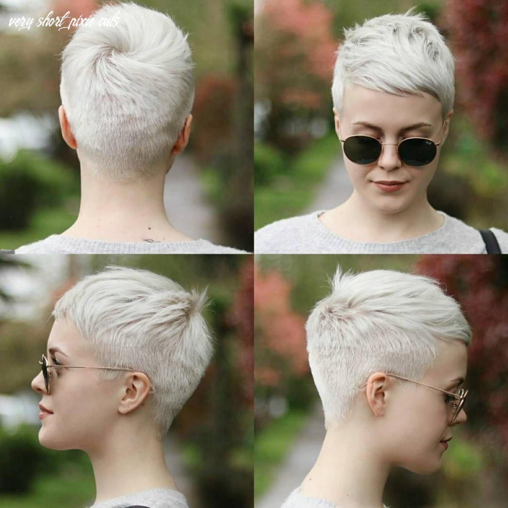 Pin on hair very short pixie cuts