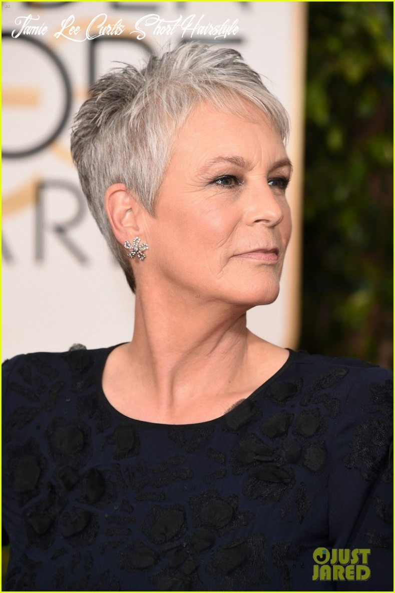 Pin on haircut jamie lee curtis short hairstyle