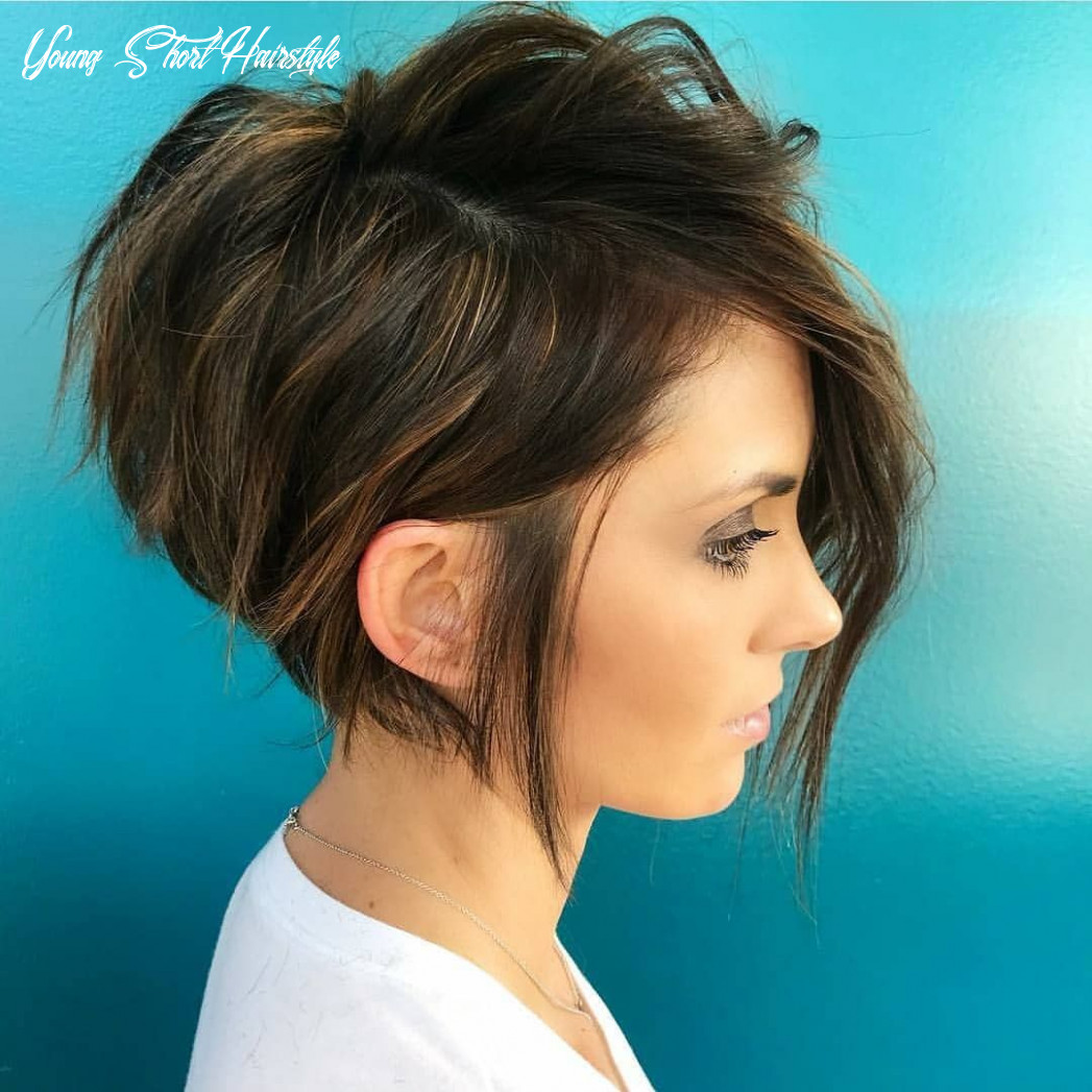 Pin on haircut young short hairstyle