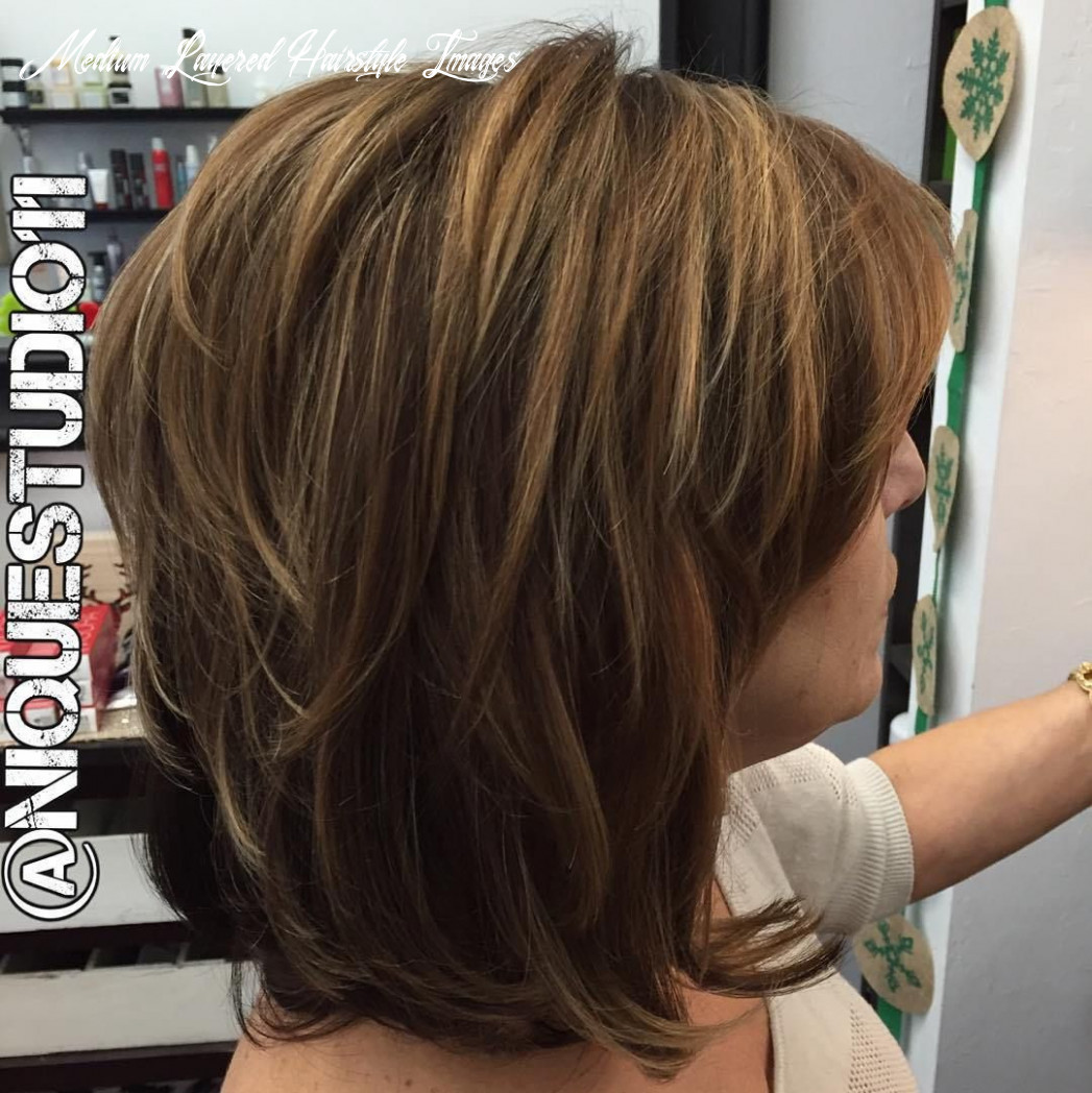 Pin on haircuts medium layered hairstyle images