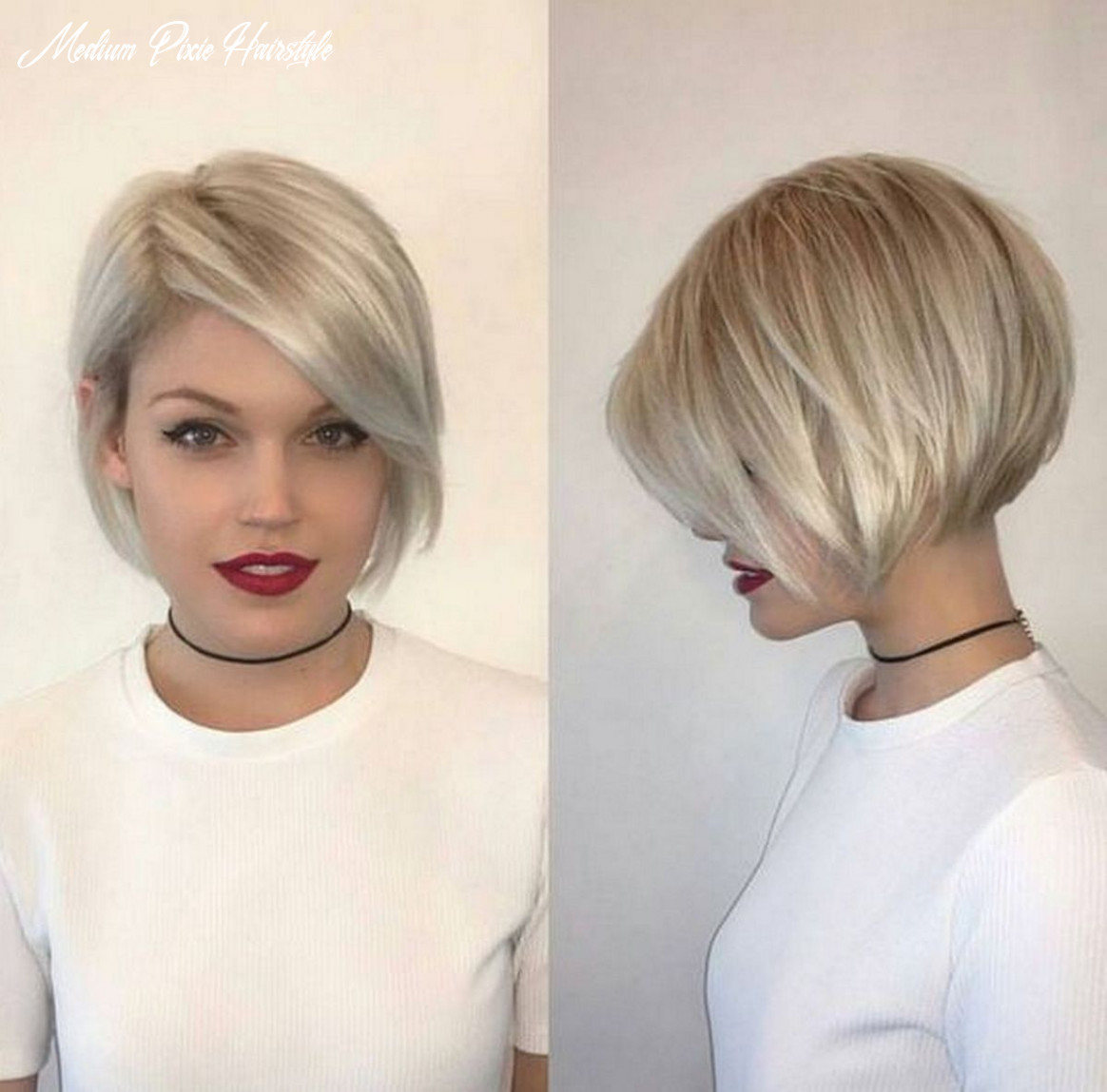 Pin on haircuts medium pixie hairstyle