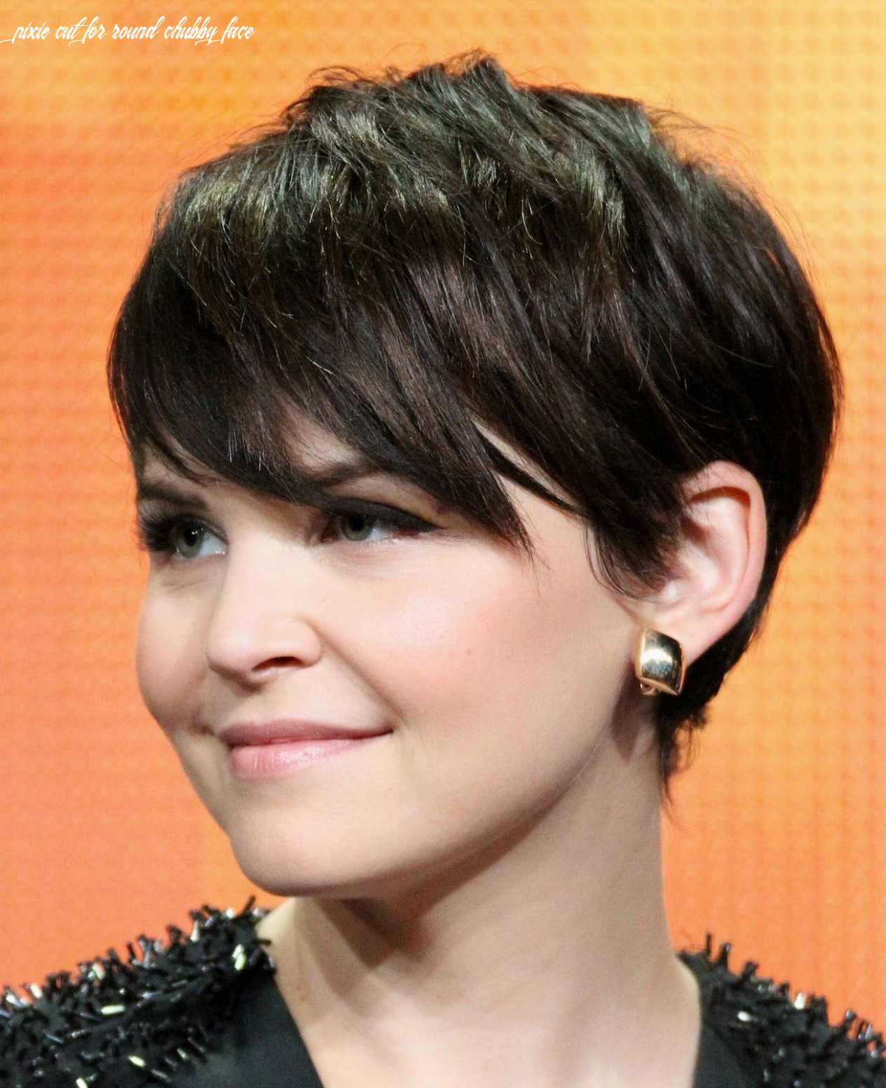 Pin on haircuts pixie cut for round chubby face