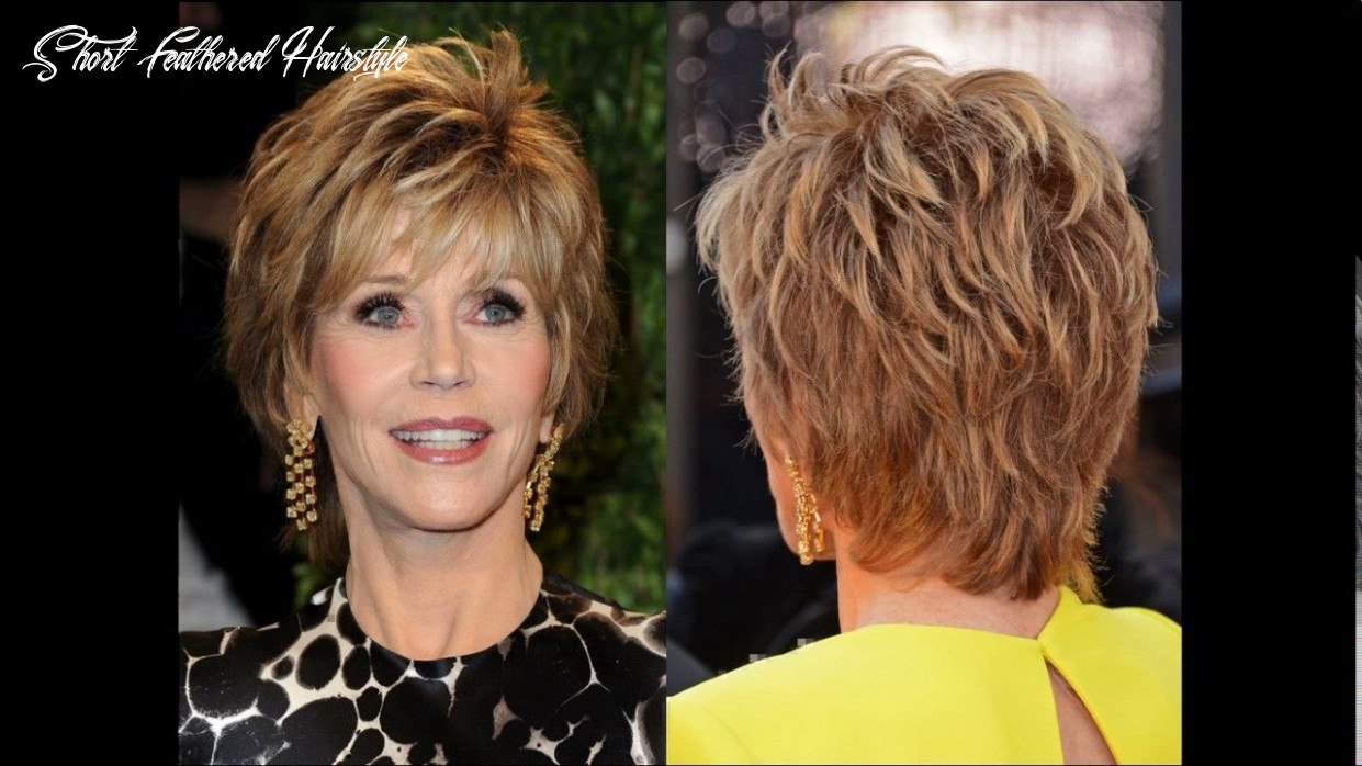 Pin on haircuts short feathered hairstyle