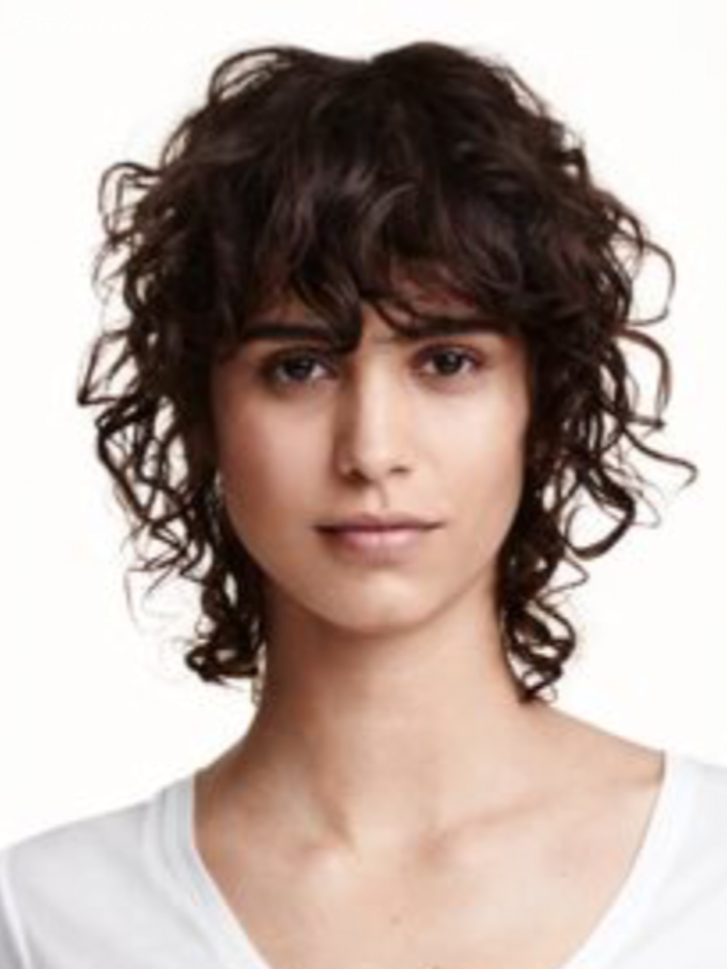 Pin on hairs short hair curly hairstyle