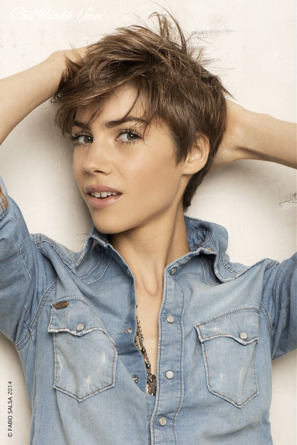 Pin on hairstyle inspiration short hairstyle unisex