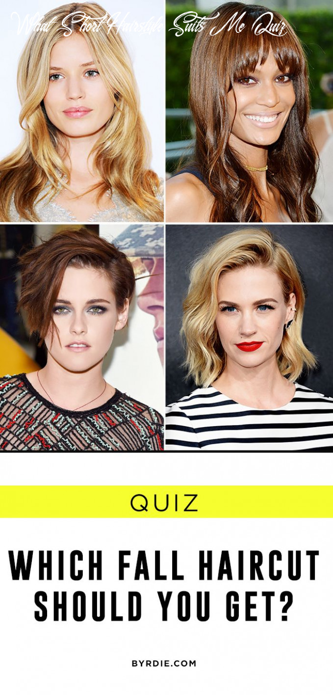 Pin on hairstyle inspiration what short hairstyle suits me quiz