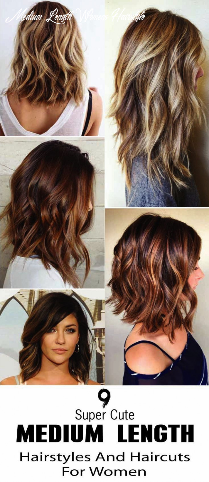 Pin on hairstyle medium length womens hairstyle