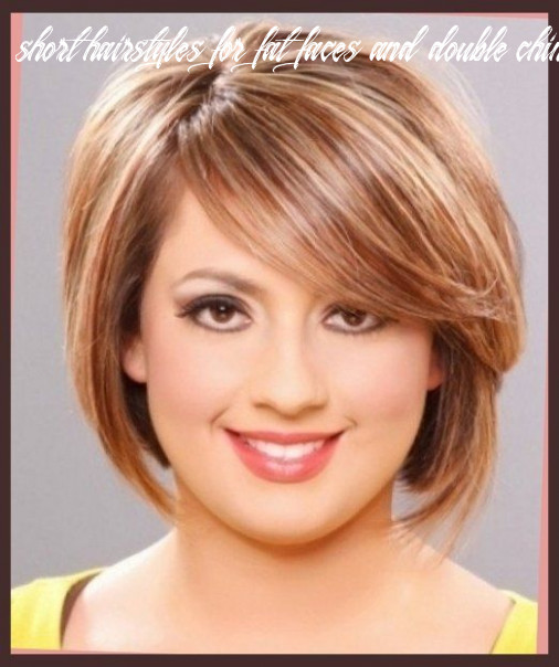 Pin on hairstyle short hairstyles for fat faces and double chins