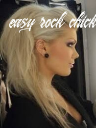Pin on hairstyles easy rock chick hairstyles