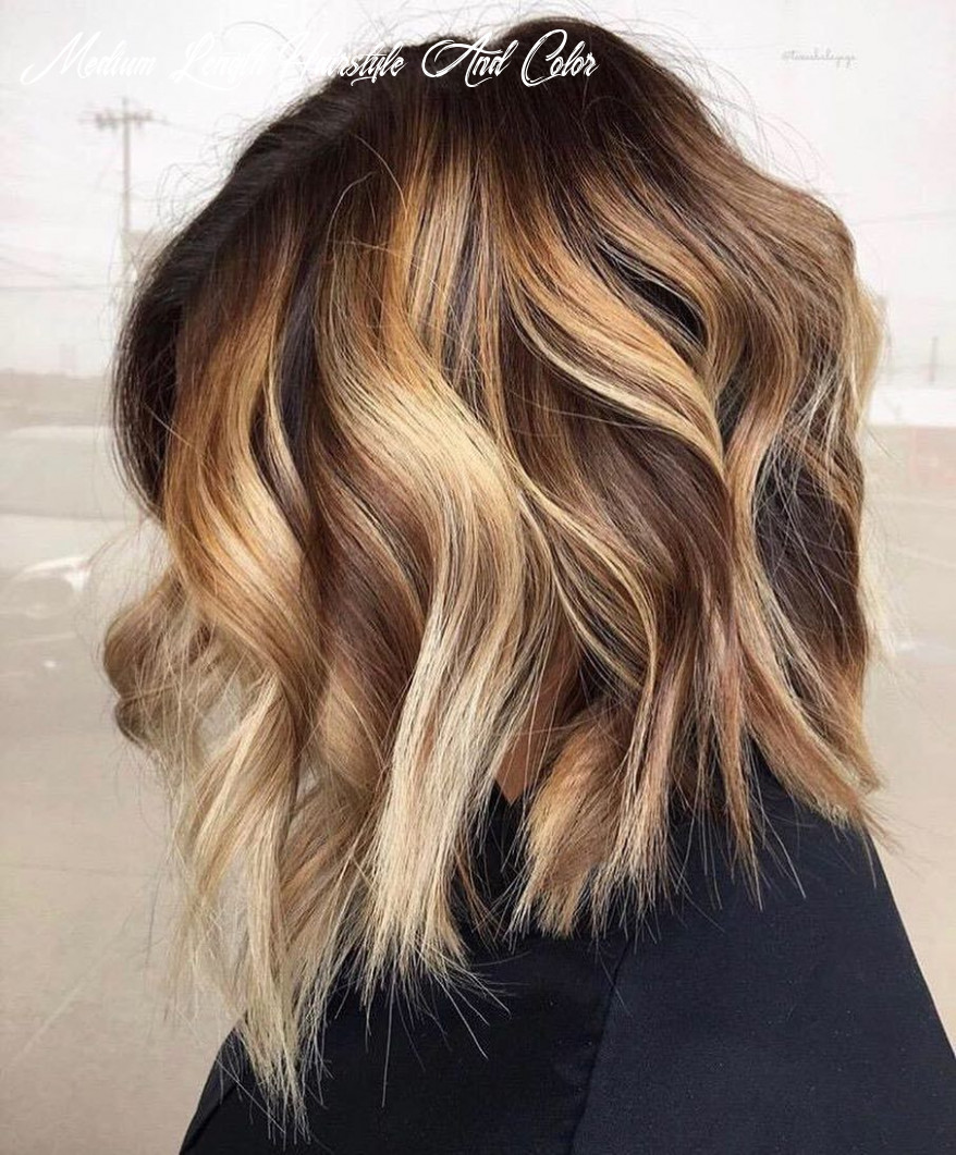 Pin on hairstyles for medium hair medium length hairstyle and color