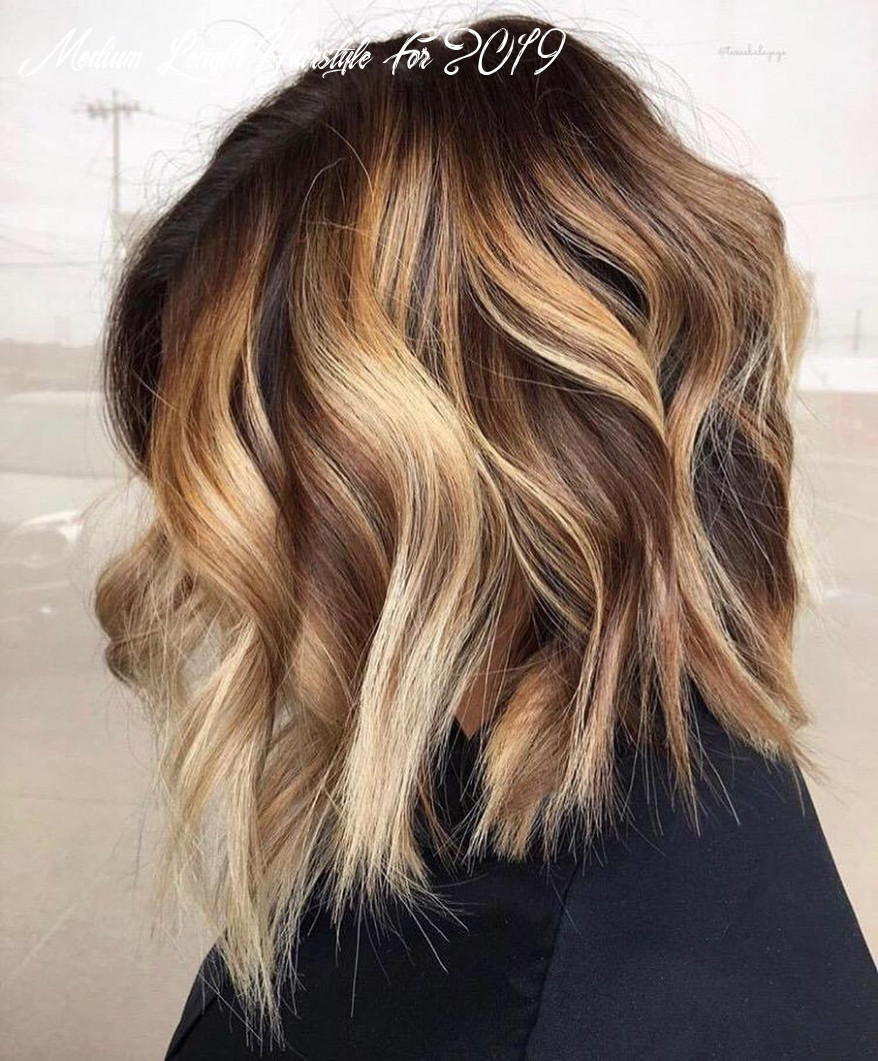 Pin on hairstyles for medium hair medium length hairstyle for 2019