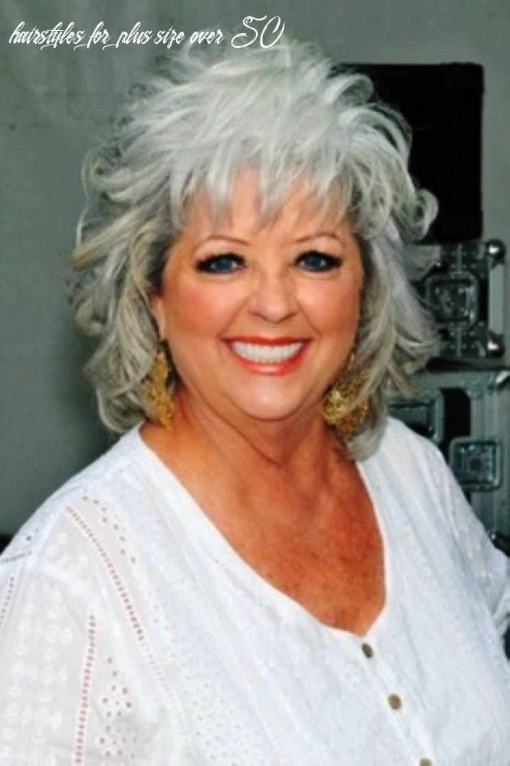 Pin on hairstyles for overweight women over 9 hairstyles for plus size over 50