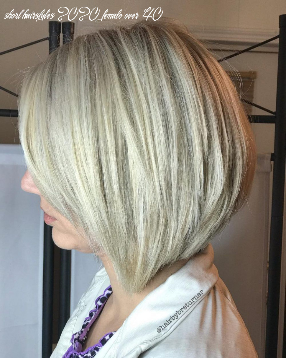 Pin on hairstyles for women over 8 short hairstyles 2020 female over 40
