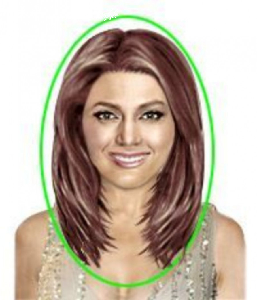 Pin on hairstyles full face medium hairstyle