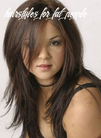 Pin on hairstyles hairstyles for fat people