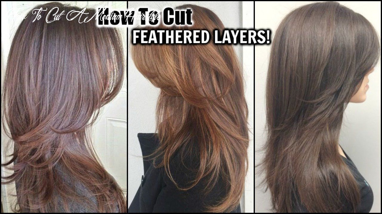 Pin on hairstyles how to cut a medium hairstyle
