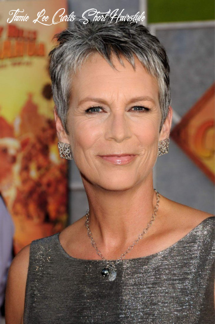 Pin on hairstyles jamie lee curtis short hairstyle