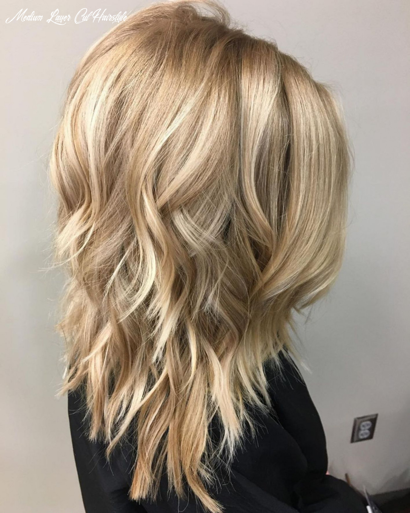 Pin on hairstyles medium layer cut hairstyle