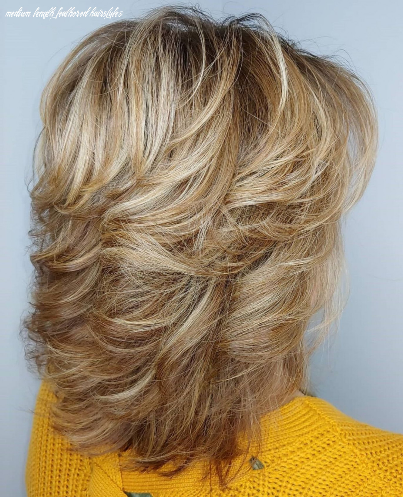 Pin on hairstyles medium length feathered hairstyles