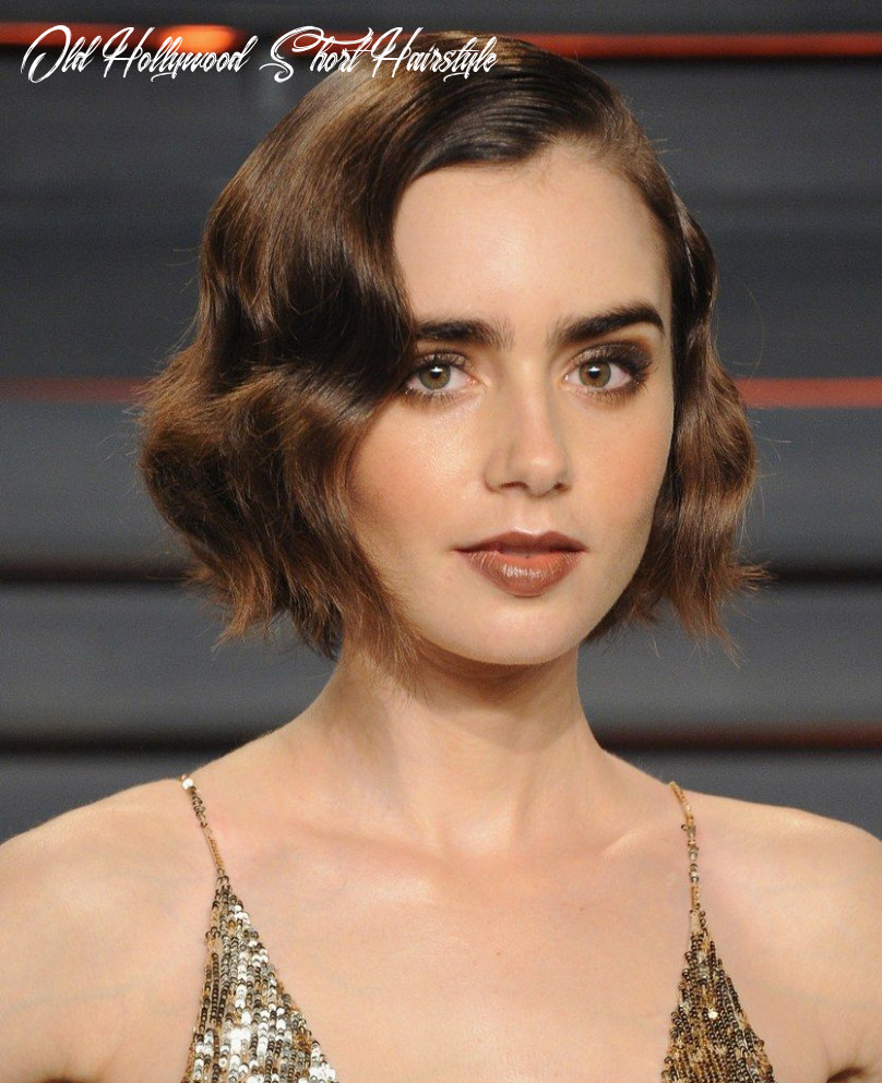 Pin on hairstyles old hollywood short hairstyle