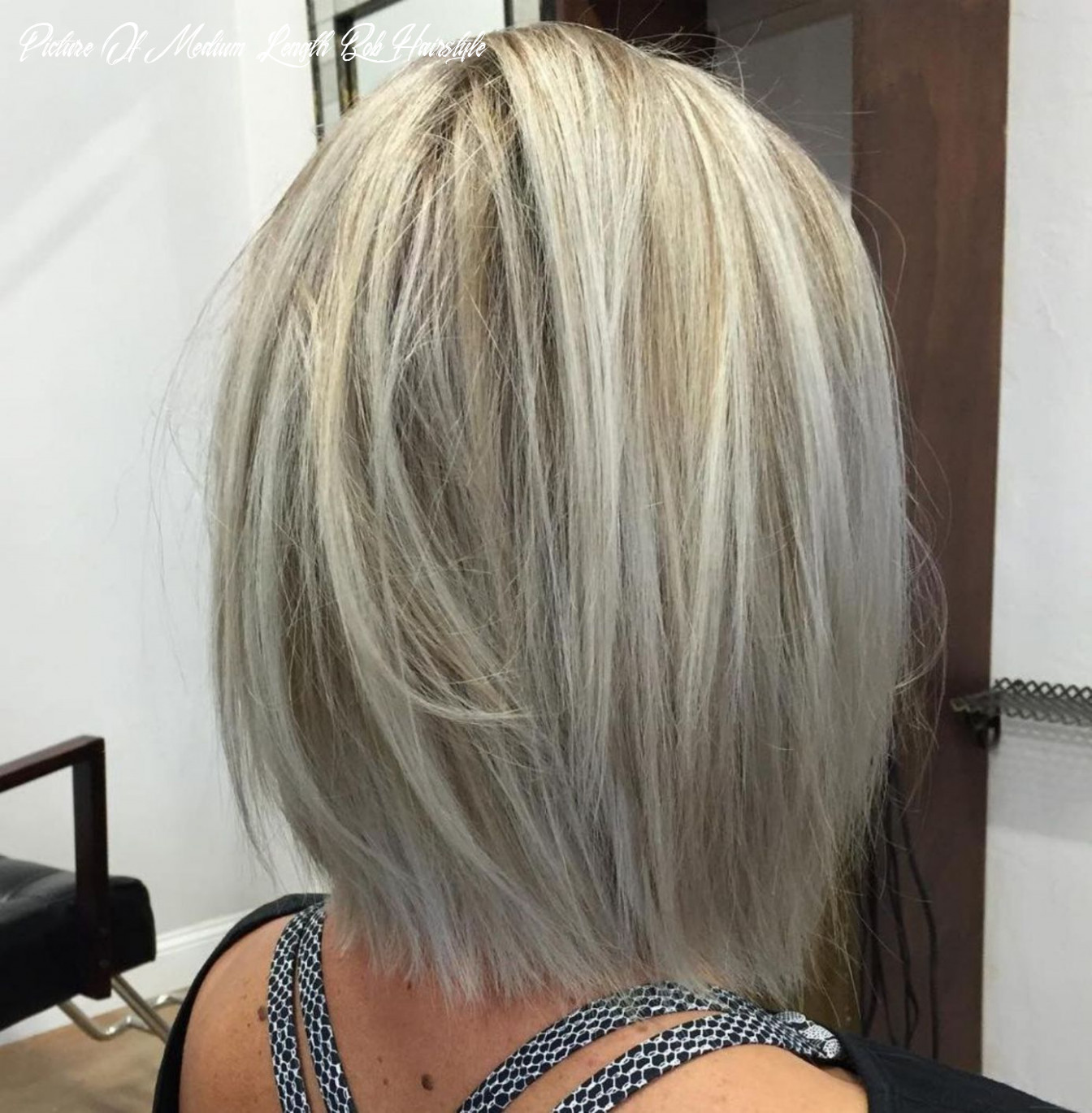 Pin on hairstyles picture of medium length bob hairstyle