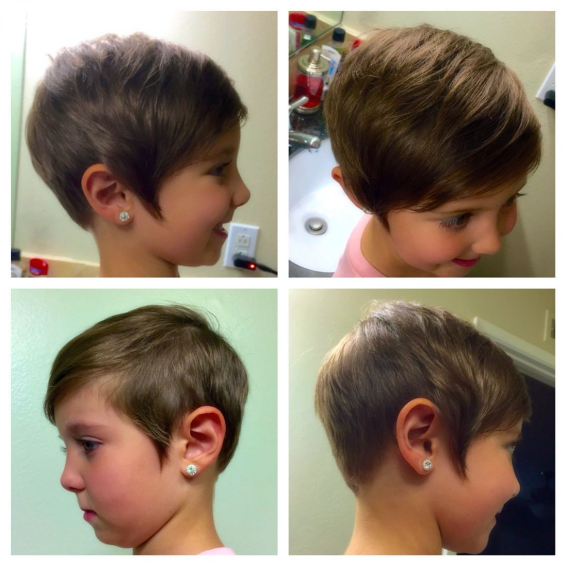 Pin on hairstyles pixie cut for girls