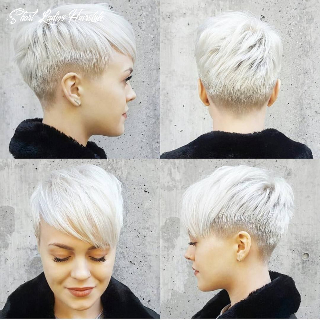 Pin on hairstyles short ladies hairstyle