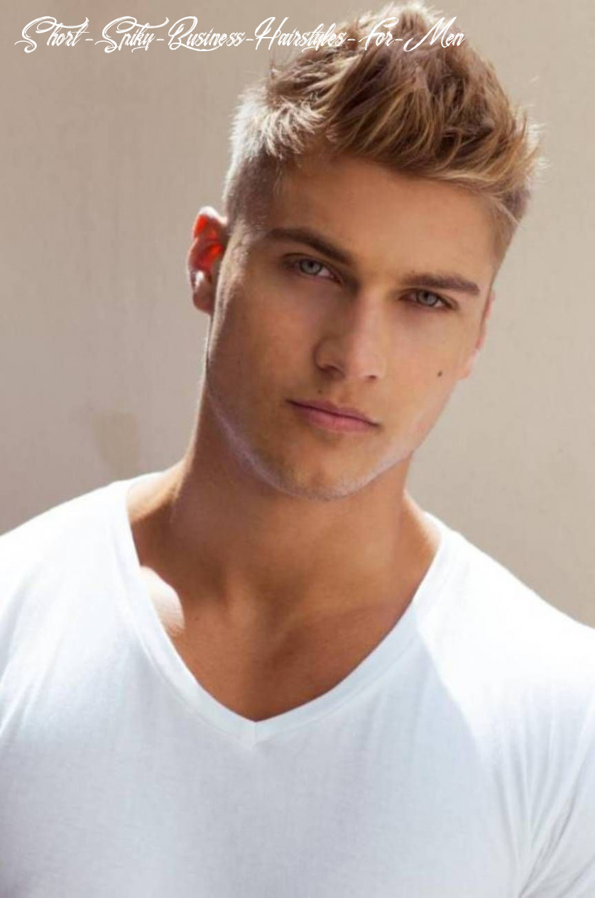 Pin on hairstyles short spiky business hairstyles for men