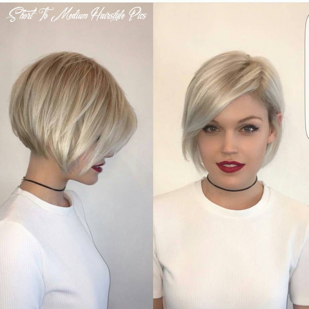 Pin on hairstyles short to medium hairstyle pics