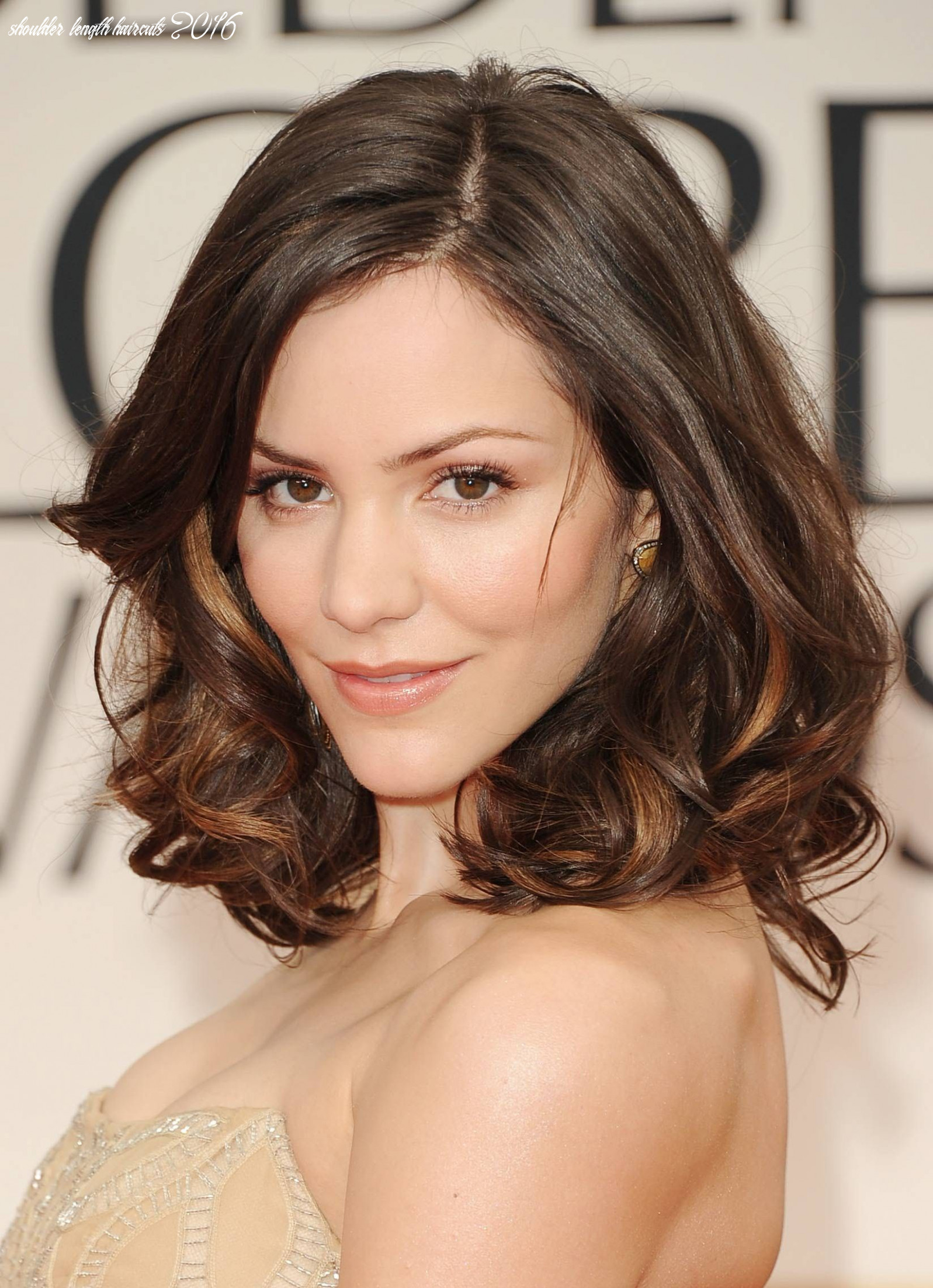 Pin on hairstyles shoulder length haircuts 2016