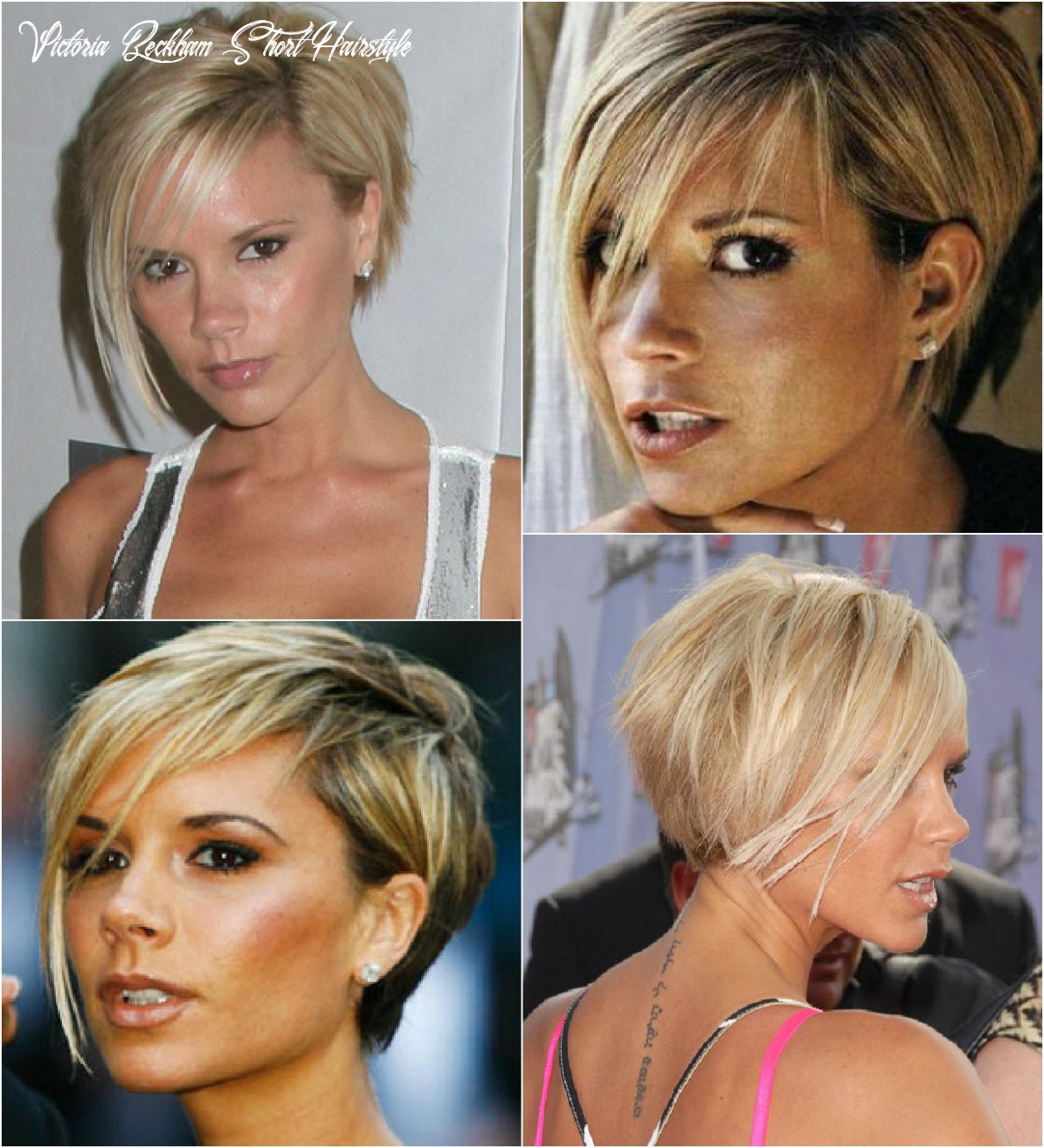 Pin on hairstyles victoria beckham short hairstyle