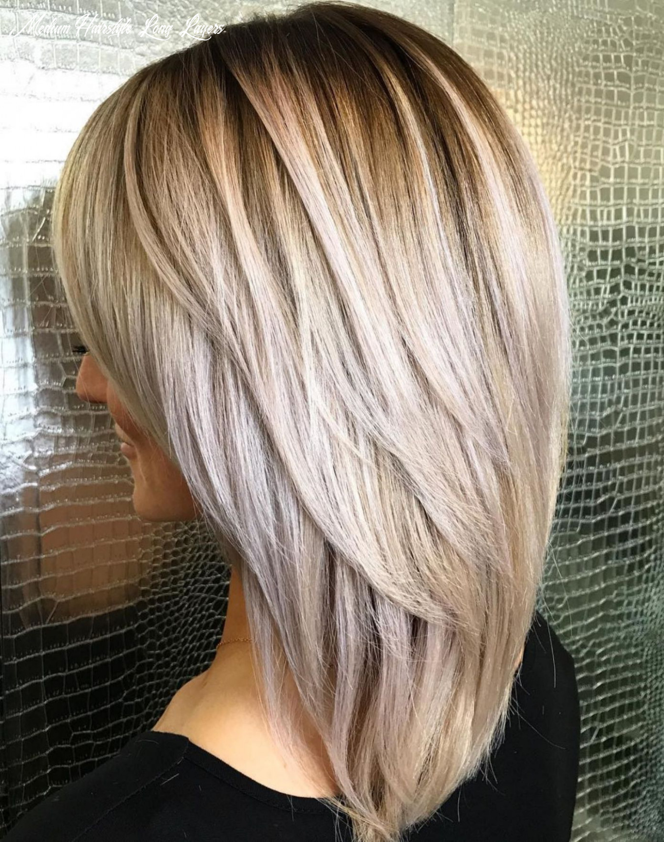 Pin on hare medium hairstyle long layers
