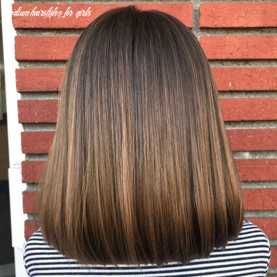 Pin on hopes hair medium hairstyles for girls