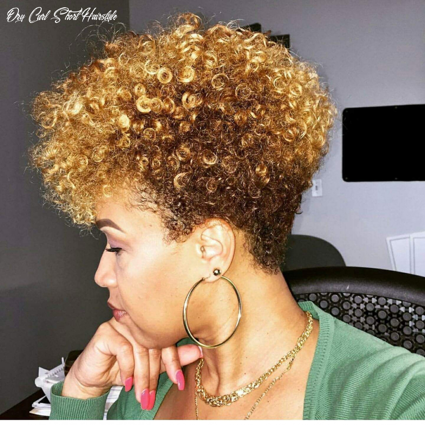 Pin on hot short hairstyles dry curl short hairstyle