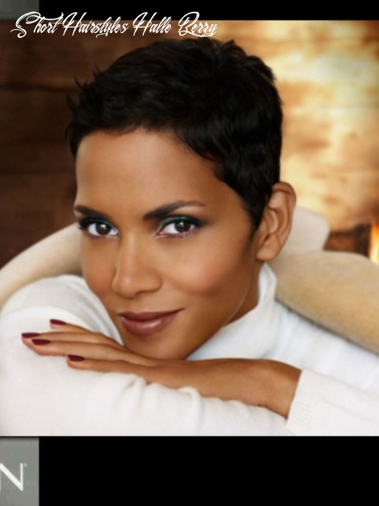 Pin on i love short cuts short hairstyles halle berry