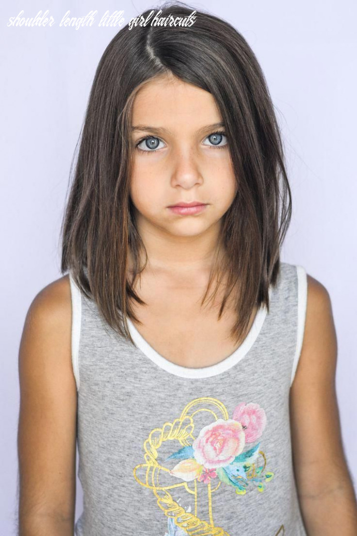 Pin on kids haircuts shoulder length little girl haircuts