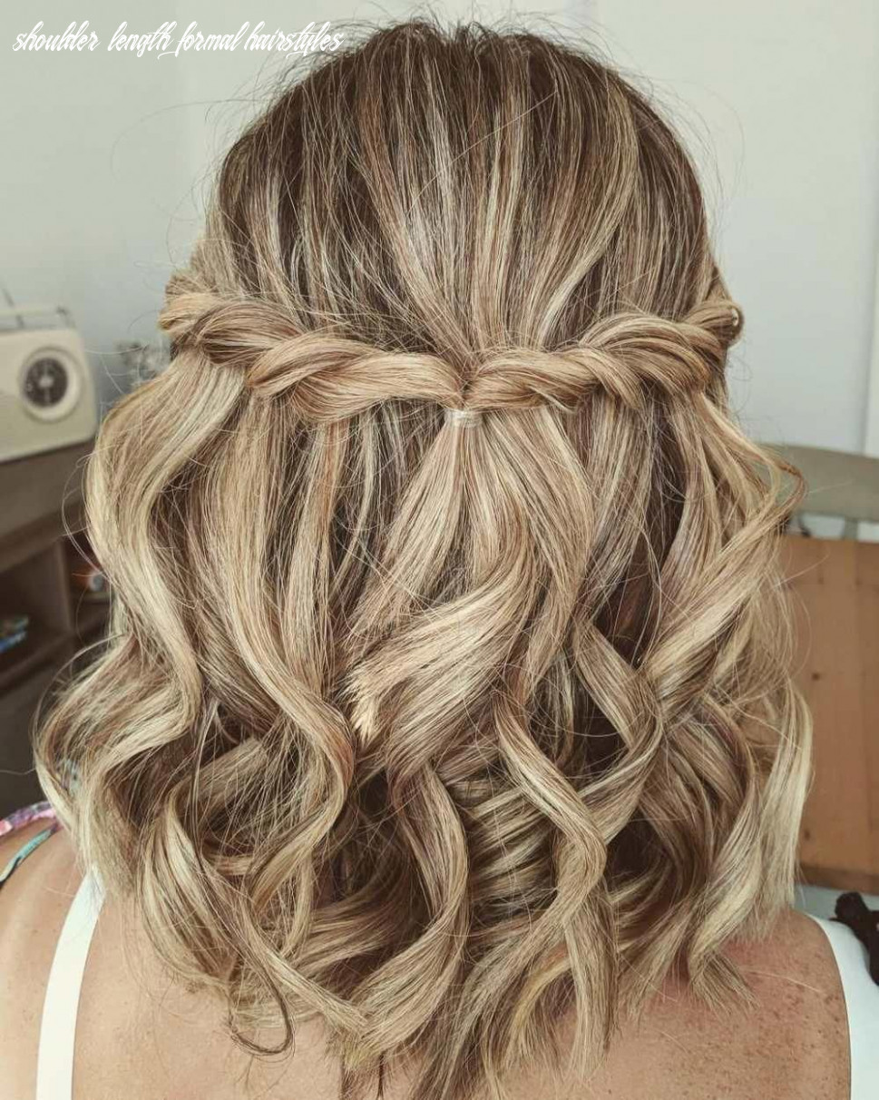 Pin on long hair styles updo shoulder length formal hairstyles