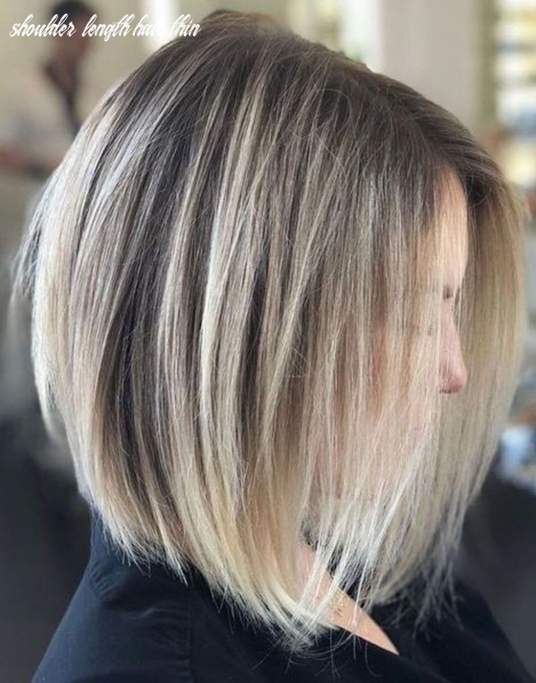 Pin on long pixie hairstyles shoulder length hair thin
