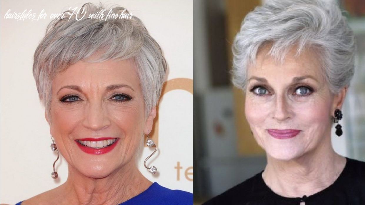 Pin on makeup hairstyles for over 70 with fine hair
