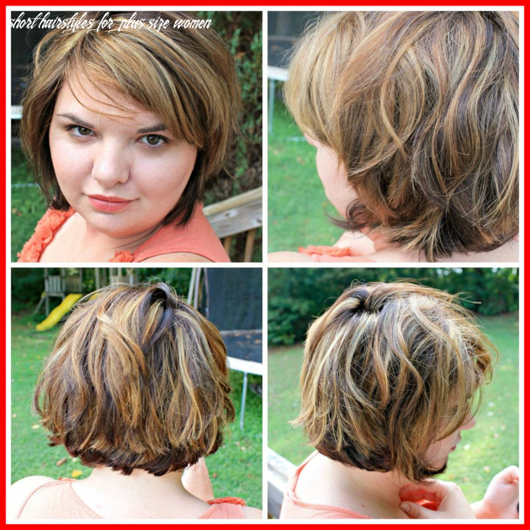 Pin on me: beauty! short hairstyles for plus size women