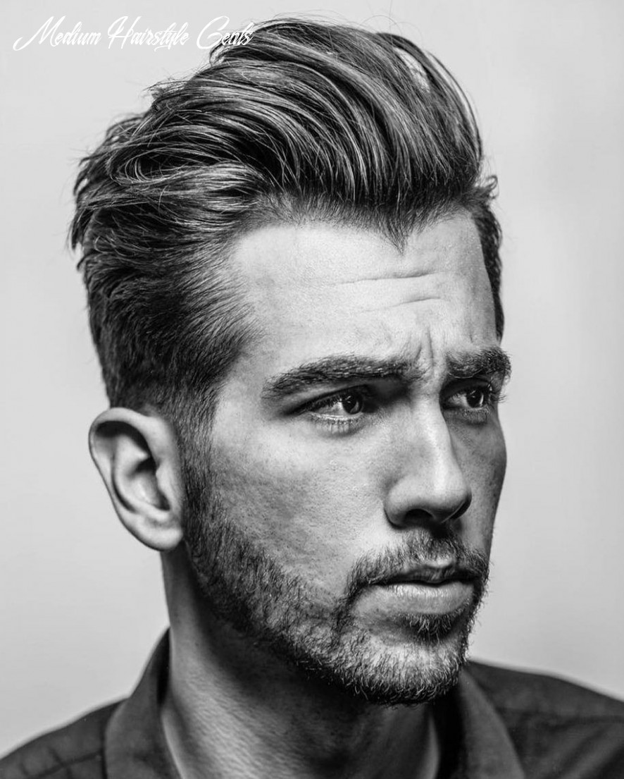 Pin on my style medium hairstyle gents