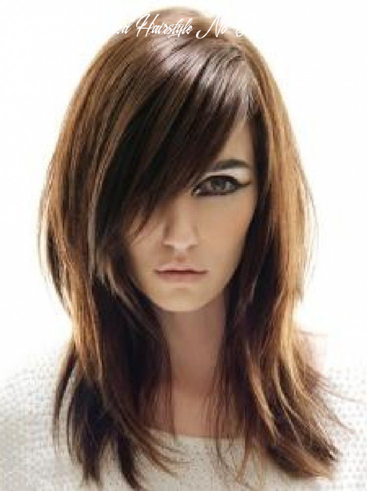 Pin on my style medium layered hairstyle no bangs