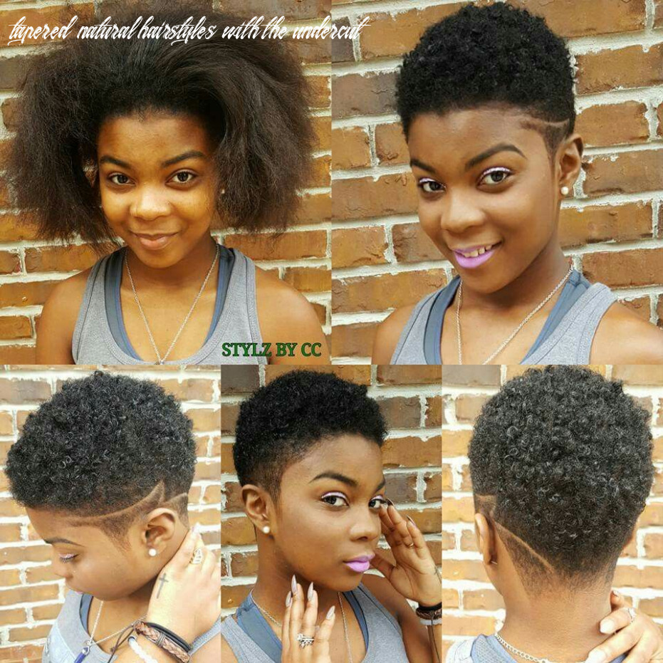 Pin on new do tapered natural hairstyles with the undercut