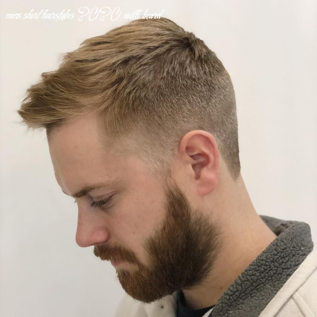 Pin on new hair styles 8 mens short hairstyles 2020 with beard